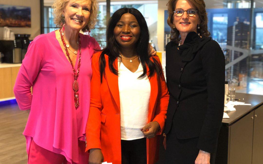 Inspiring Women Leaders Interview Series with Marguerite Soeteman-Reijnen