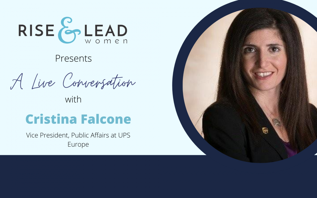 Importance of Sponsorship and Mentorship with Cristina Falcone