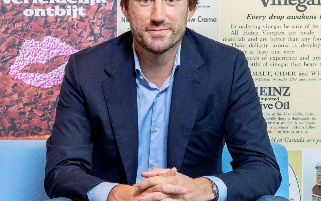 Leading The Change Through Self-Awareness with The Kraft Heinz Benelux Managing Director, Bob Rog